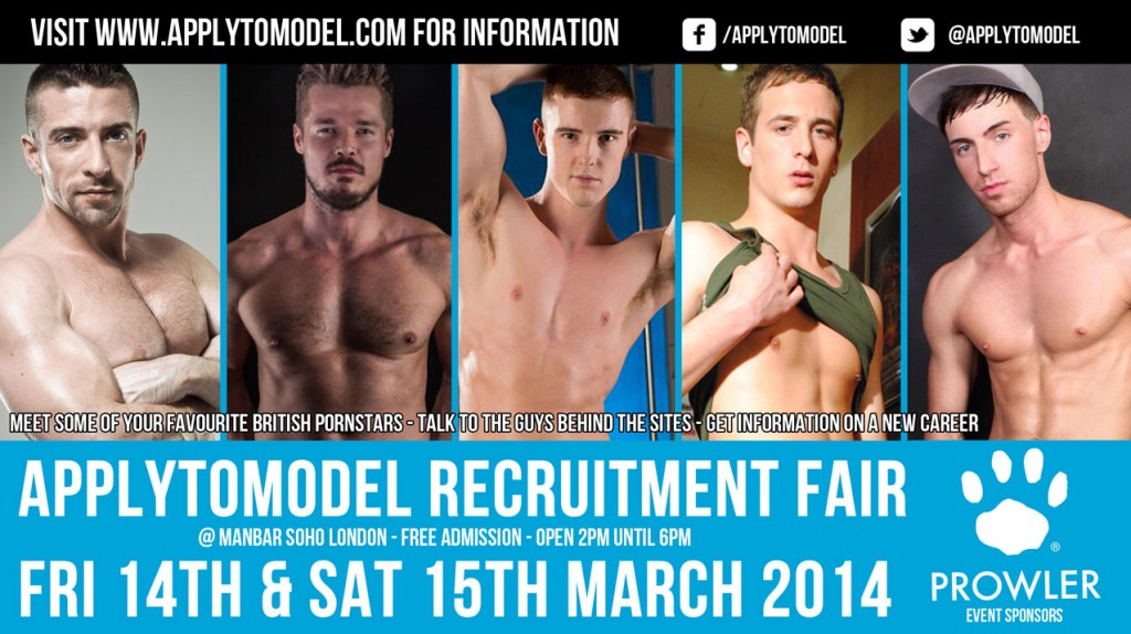 THE APPLY TO MODEL RECRUITMENT FAIR, THE PROWLER PORN
